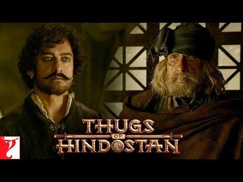 Thugs Of Hindostan - Releasing 08 November | Aamir Khan | Amitabh Bachchan | Katrina Kaif | Fatima