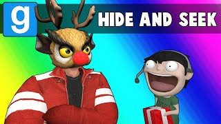 Gmod Hide and Seek Funny Moments - Reindeer Games! (Garry's Mod)