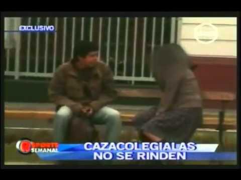 REPORTE SEMANAL CAZACOLEGIALAS NO SE RINDEN 17 de julio 2011 frecuencia latina