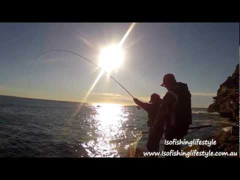 IsoFishingTV - Episode 22 - ISO fishing in Sydney, Australia