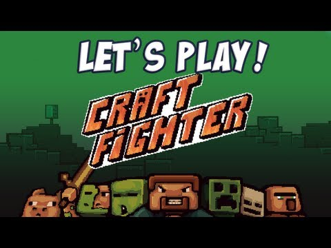 Craft Fighter - ZQSD