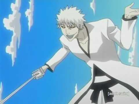 Ichigo vs Hollow Ichigo Full Fight (English Dub) pt 1