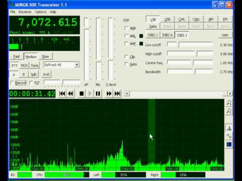 Home Brew QRP Radio