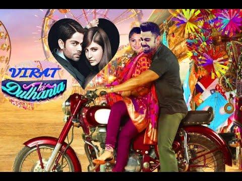 Virat Kohli in Badrinath Ki Dulhania Spoof feat Anushka Sharma