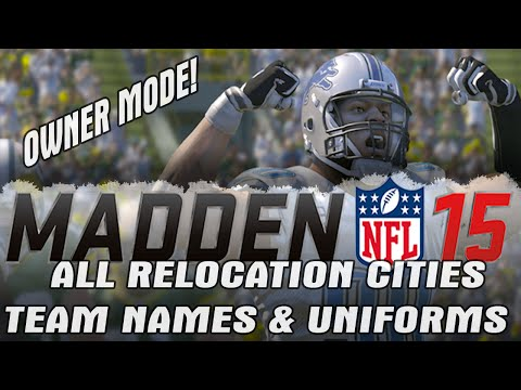 Madden 25 Connected Franchise