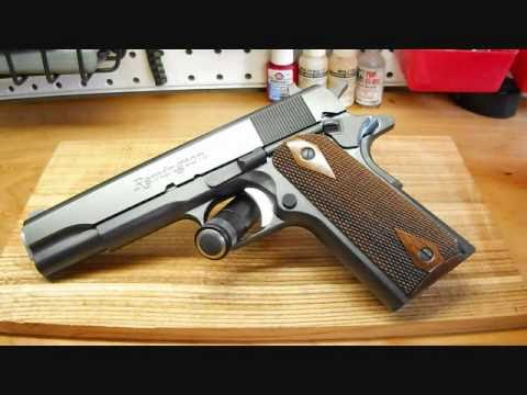 Remington 1911 R1 Overview