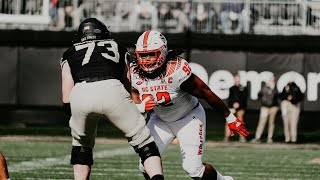 2019.11.02 NC State Wolfpack at #23 Wake Forest Demon Deacons Football
