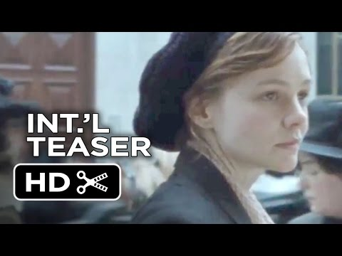 Suffragette Official UK Teaser #1 (2015) - Meryl Streep, Carey Mulligan Movie HD