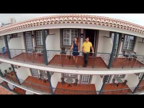 Hotel Quinta da Penha de Fran�a e Hotel Penha de Fran�a Mar