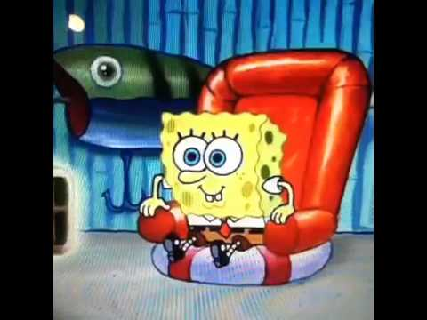 Spongebob Watching Twerk Vids video