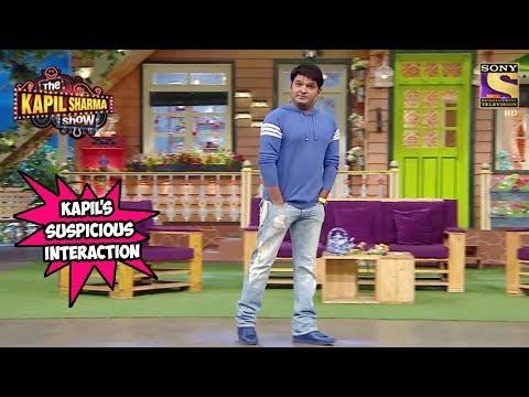 Kapil's Suspicious Interaction With His Fans - The Kapil Sharma Show thumbnail