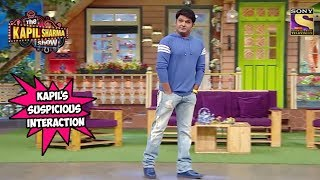 Kapil's Suspicious Interaction With His Fans - The Kapil Sharma Show