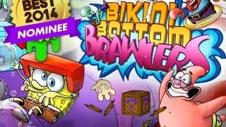 Spongebob Squarepants Bikini Bottom Brawlers Full Episodes Cartoon Games Movie New Spongebob Kids