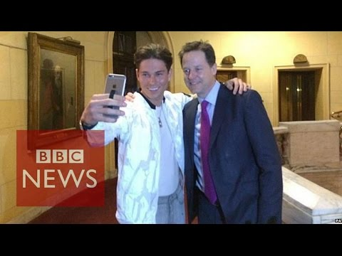 Joey Essex: 'I learned it's Liberal Democrats instead of cats' - BBC News