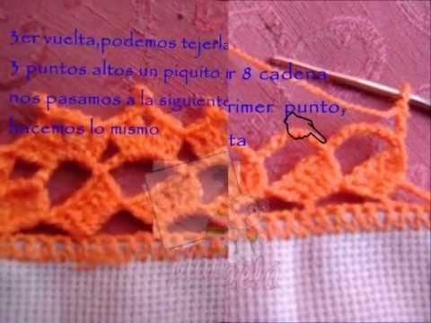 Orillas de crochet PlayList