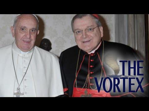 Cardinal Burke vs. Pope Francis