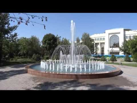 Travel Blog companion video: Tashkent