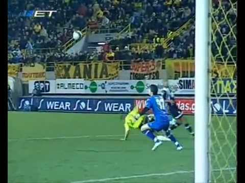 SERGIO KOKE - 17 goals for Aris