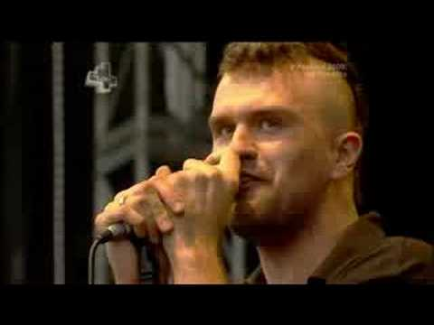 REVEREND & THE MAKERS - OPEN YOUR WINDOW @ V FESTIVAL 2008
