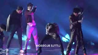 DANCE MIRROR   BTS 'Fake Love' Live at BBMAs HD Fancam