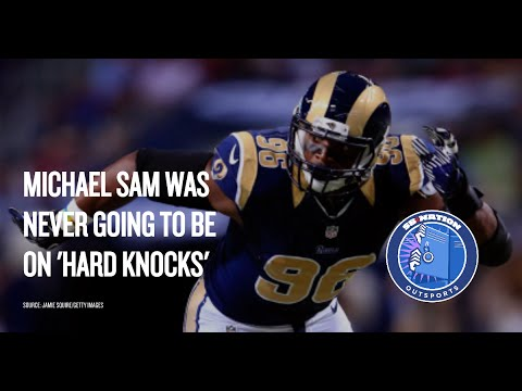 Michael Sam and the Rams were never going to be on 'Hard Knocks'
