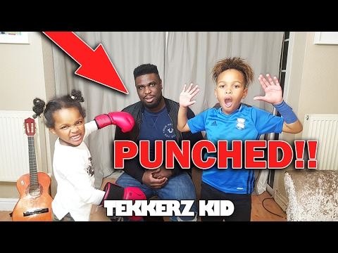 The DAD Gets PUNCHED In The FACE!! | The Forfeit Challenge Cheat