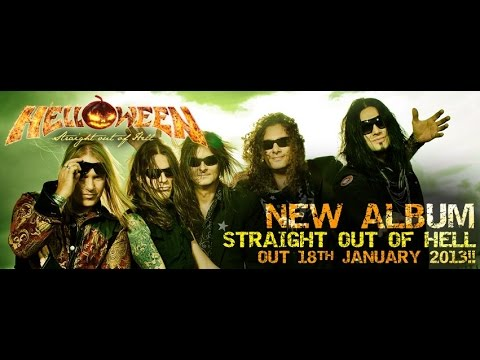 Helloween Records in 2012 - New Studio Album and Tour in 2013!