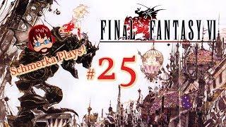 Final Fantasy VI #25: GILGAMESH