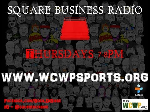 Square Business Radio Wrestle Kingdom 10 Review