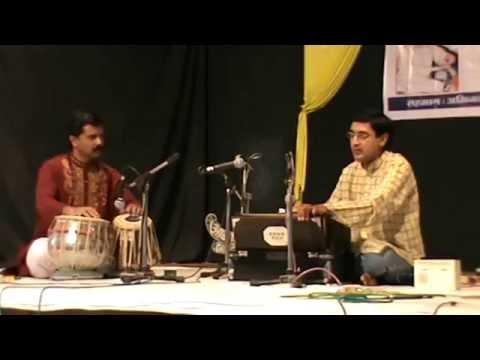 Bharat Joshi  Harmonium Solo  (Raag Ahir Bhairav)