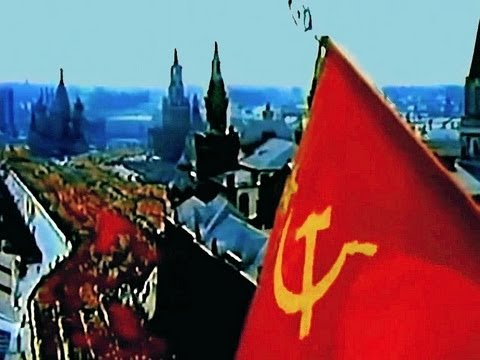 USSR - 1984 Official Anthem on film HQ 16:9