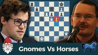 2018 PRO Chess League: Round 9 | Eastern Division With Must-Win Magnus Carlsen