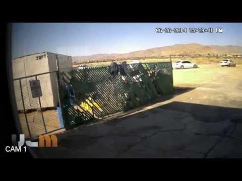 Recycle Shop Security Camera 1
