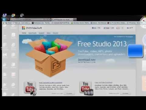 how to download free video in mp4 and mp3 from youtube