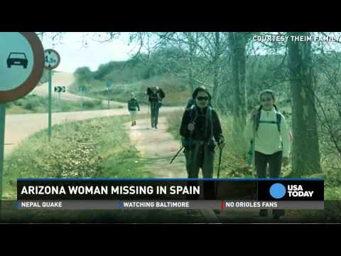 Arizona woman disappears on Spain's Camino de Santiago