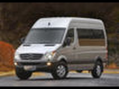 Real World Test Drive 2011 Mercedes-Benz Sprinter Van