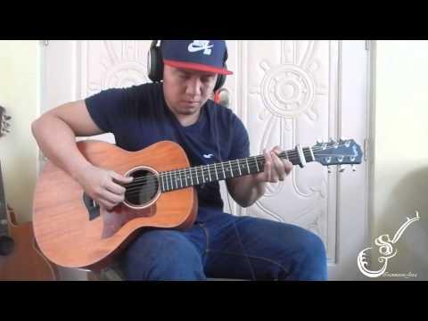 Twerk it Like Miley - Brandon Beal (Fingerstyle Cover)