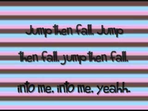 Jump Then Fall-Taylor Swift-Lyrics
