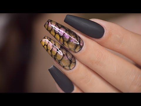 Cat Eye + Snake Skin | April Ryan | Red Iguana