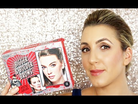 Benefit Brows   Bigger and Bolder Brow Collection   Josephine Fusco