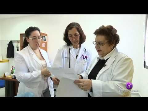 Mª Luisa, una enfermera de las de toda la vida