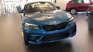 BMW M2 COMPETITION BREAK-IN SERVICE 😊😊😊