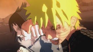 Naruto vs Sasuke Final Boss Battle & Ending - Naruto Shippuden Ultimate Ninja Storm 4