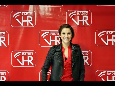 Anna-Maria Zimmermann im Interview bei Radio VHR