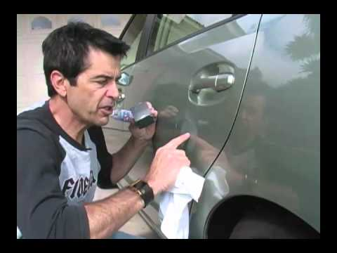 Youtube How To Repair Deep Paint Scratches On Car