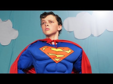 MAN OF STEEL: The Musical