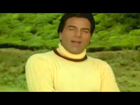 Jan E Man Jan E Jigar - Dharmendra, Rekha, Amit Kumar, Ghazab Song video