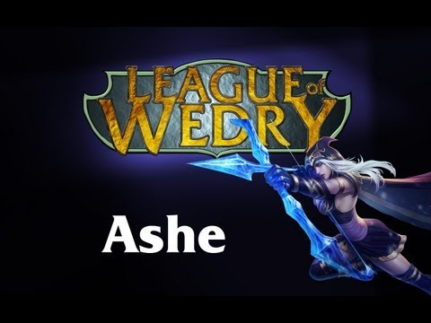 League of Legends - Champion Marathon - Ashe