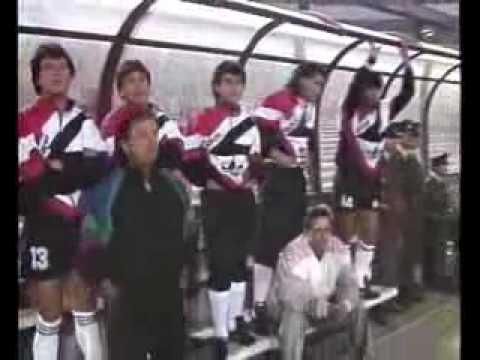 Colo Colo Campeon Copa Libertadores 1991(2-6)