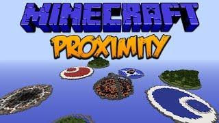Minecraft: Proximity PvP Map